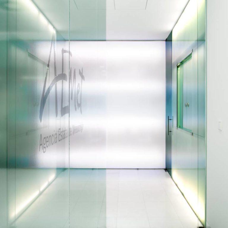 Aemet, Main Hall Renovation, Hybrid Architecture,