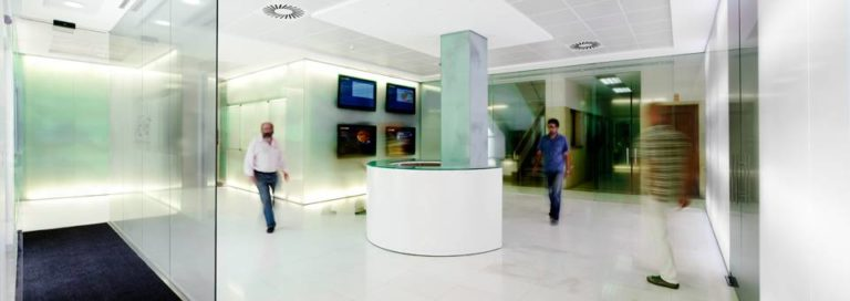 Aemet, Main Hall Renovation, Hybrid Architecture, Responsive building