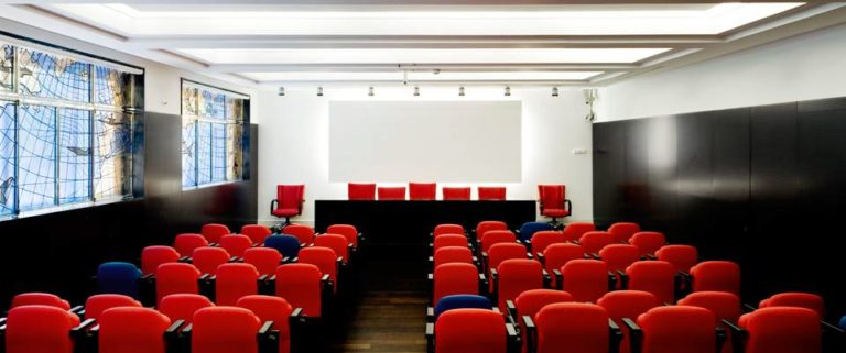 Aemet, Main Hall Renovation, Hybrid Architecture, adaptative architecture,