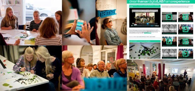 DREAMHAMAR, Civic Engagement, social participation, Ecosistema Urbano