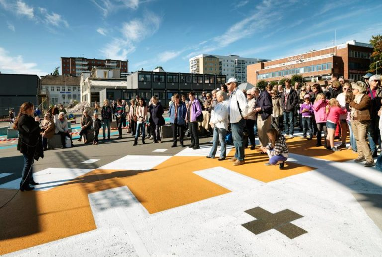 DREAMHAMAR, Urban actions, Ecosistema Urbano, Hamar