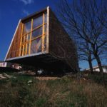 Bioclimatic House Hybrid Architecture, House of steel and Wood by Ecosistema Urbano