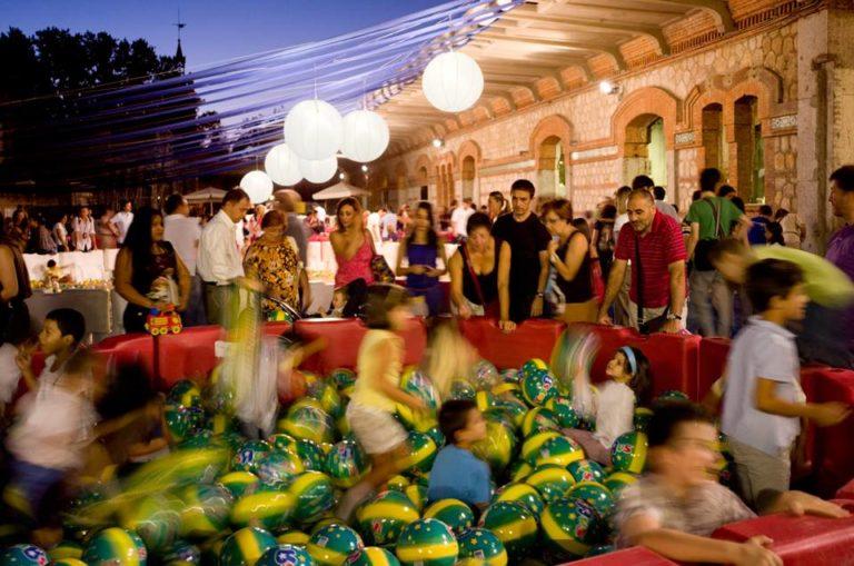 La noche de los niños, madrid, social interaction, ecosistema urbano