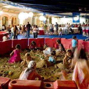 La noche de los niños, urban action, ecosistema urbano, madrid