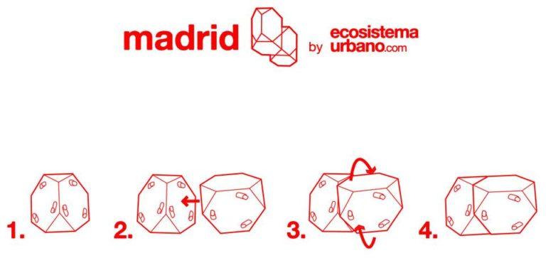 MADRID CHAIR, urban social design, industrial design, ecosistema urbano, Shanghai,