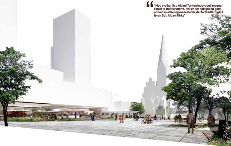 Image 3, Odense street remodeling strategy, ecosistema urbano