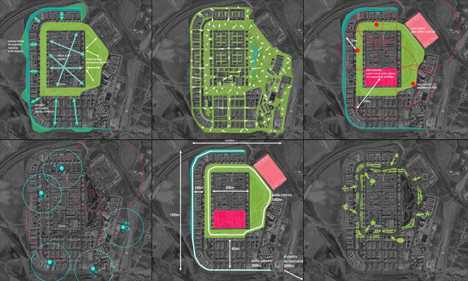 Optimization of public space, Ecosistema Urbano, Loranca, Comfortable Public Spaces, urban social design