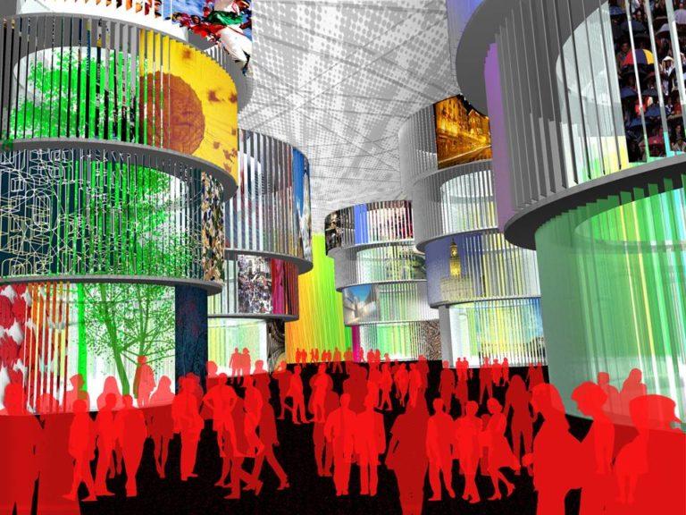 SPANISH PAVILION EXPO 2010 SHANGHAI by Ecosistema Urbano