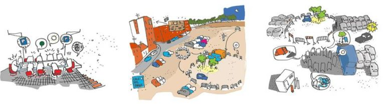 Urban Action, Parkeing by Ecosistema Urbano