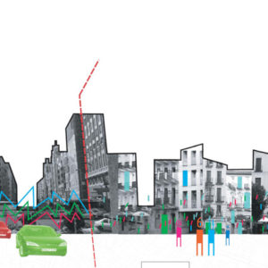 PEZ LUNA, Madrid, Ecosistema Urbano, Public Space