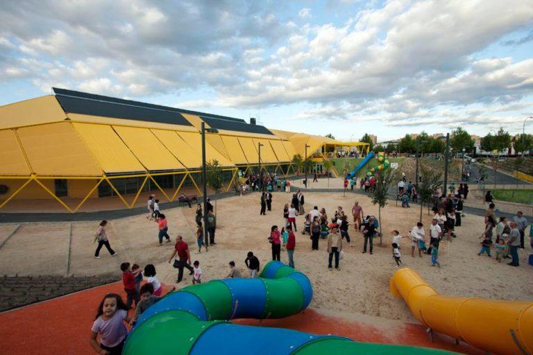Ecópolis Plaza, comfortable public space, Ecosistema Urbano