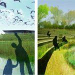 Rain Water Park, Meco, Ecosistema Urbano, Sustainable city, natural integration, urban resilience