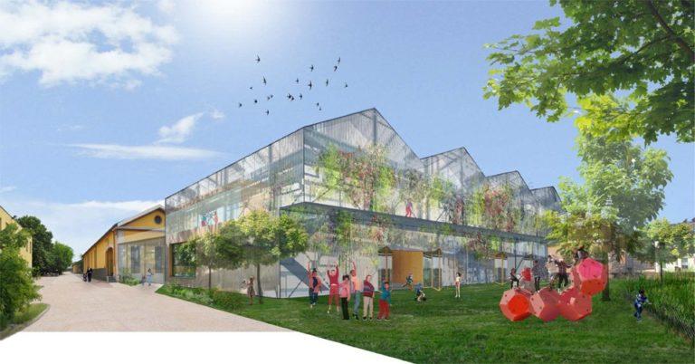 REGGIO CHILDREN SCHOOL, Ecosistema Urbano