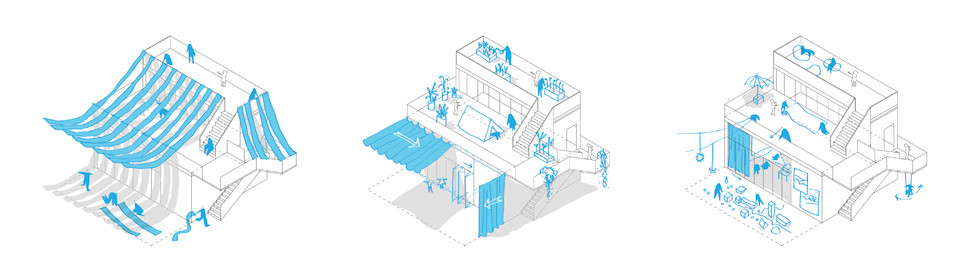 Diagram, REGGIO CHILDREN SCHOOL, Ecosistema Urbano