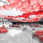 This in not an umbrella, community engagement, smart citizens, civic engagement, comfortable public spaces,