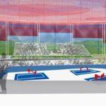 Transformer Taekwondo Arena, adaptive architecture, ecosistema urbano, urban social design