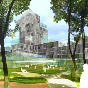 ECO-NEIBOURHOOD SAN DIEGO URBAN REVITALIZATION, Madrid, Ecosistema Urbano