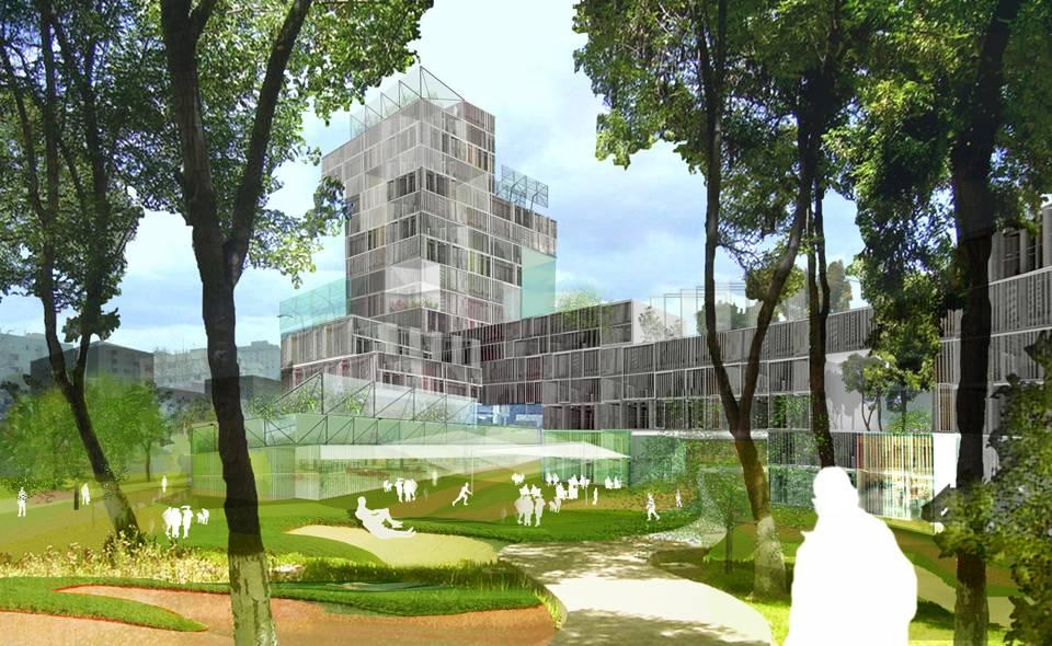 ECO-NEIBOURHOOD SAN DIEGO URBAN REVITALIZATION, Madrid, Ecosistema Urbano