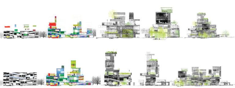 URBAN SWITCH, Urban activation strategies, Linz, Ecosistema Urbano 1