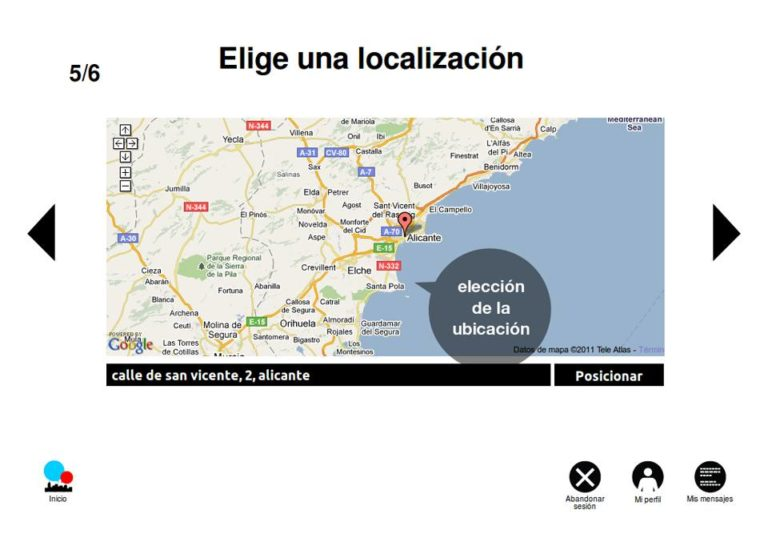 Local In, What if cities, interactive place, ecosistema urbano