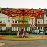Energy Carousel, smart public spaces, Dordrecht, ecosistema urbano