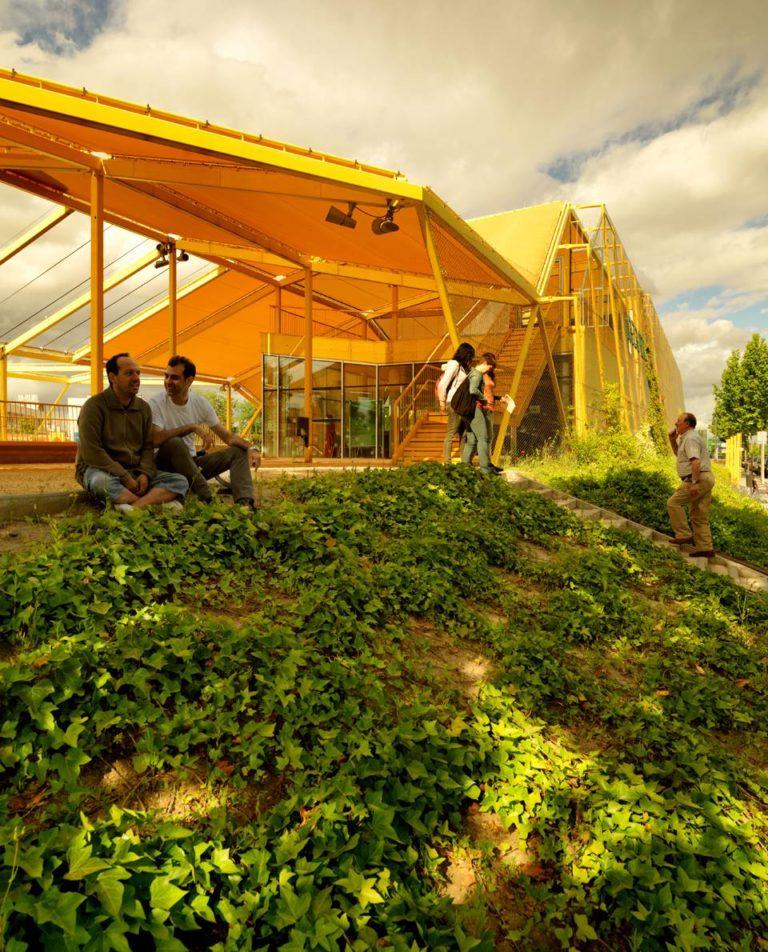 Ecópolis Plaza, sustainable architecture, Ecosistema Urbano