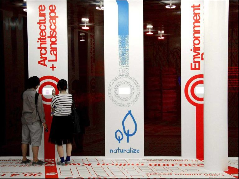 WHAT IF CITIES Exhibition, Ecosistema urbano, interactive place, physical-digital interaction