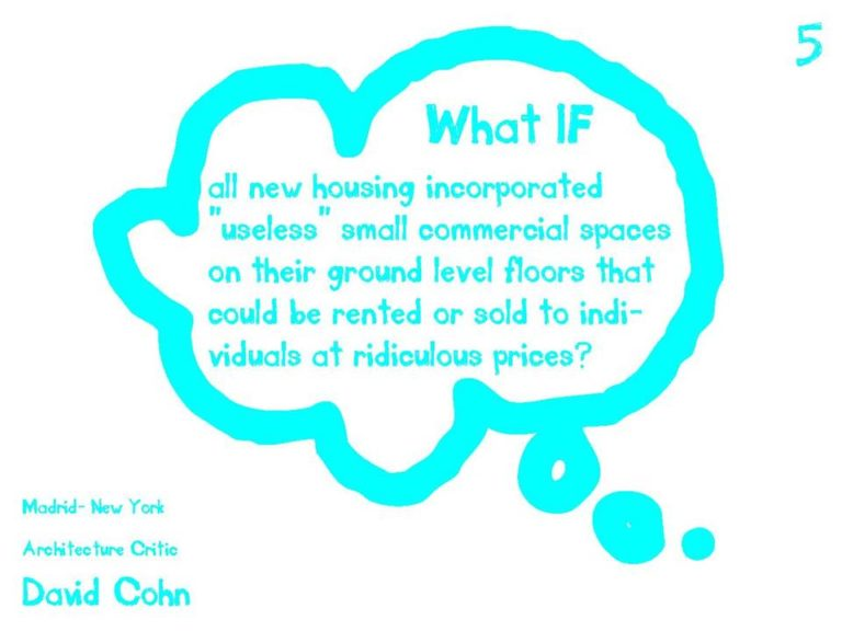 What if...? Physital, ecosistema urbano