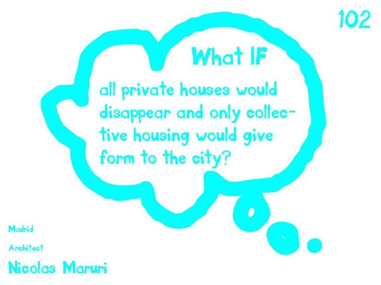 WHAT-IF-CITIES, ecosistema urbano