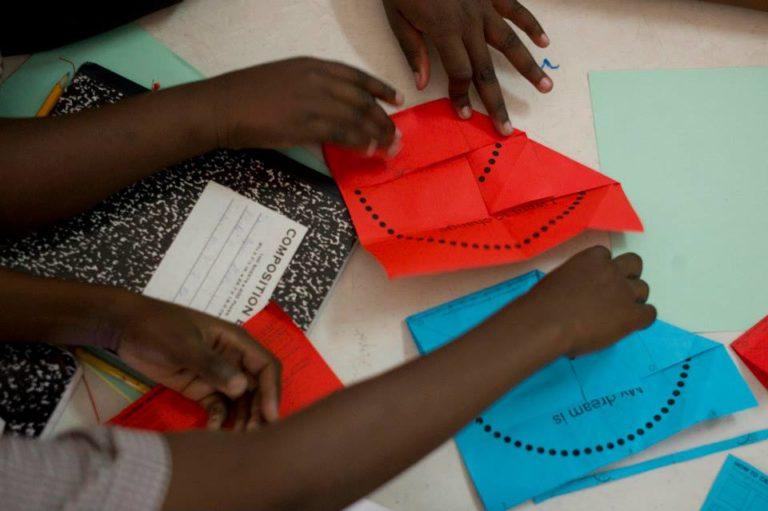 Social Participation. Origami garden of Exuma dreams. Ecosistema Urbano.