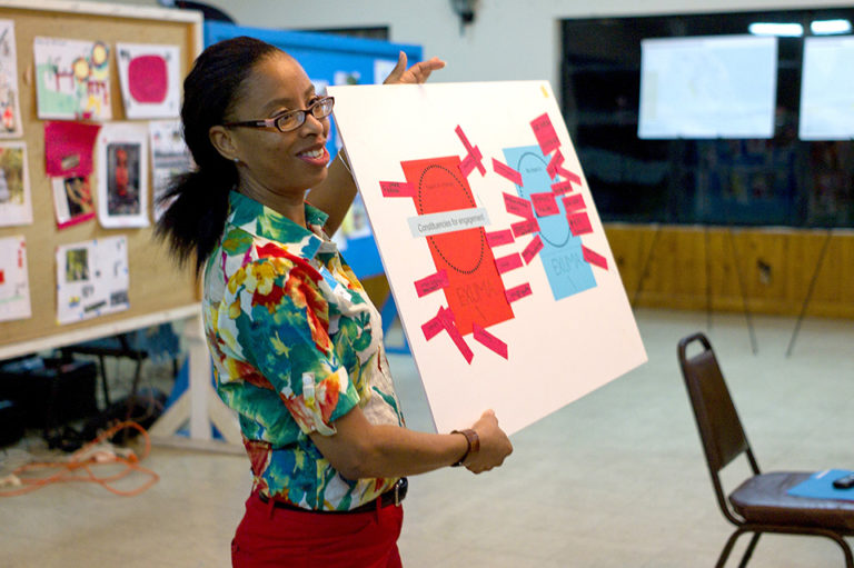 Civic engagement. Ecosistema Urbano. Bahamas.