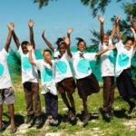 Ecosistema Urbano, Exuma garden of dreams, children