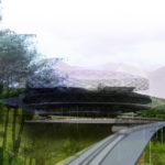 Transformer Taekwondo Arena, adaptive architecture, ecosistema urbano, mixed-use building