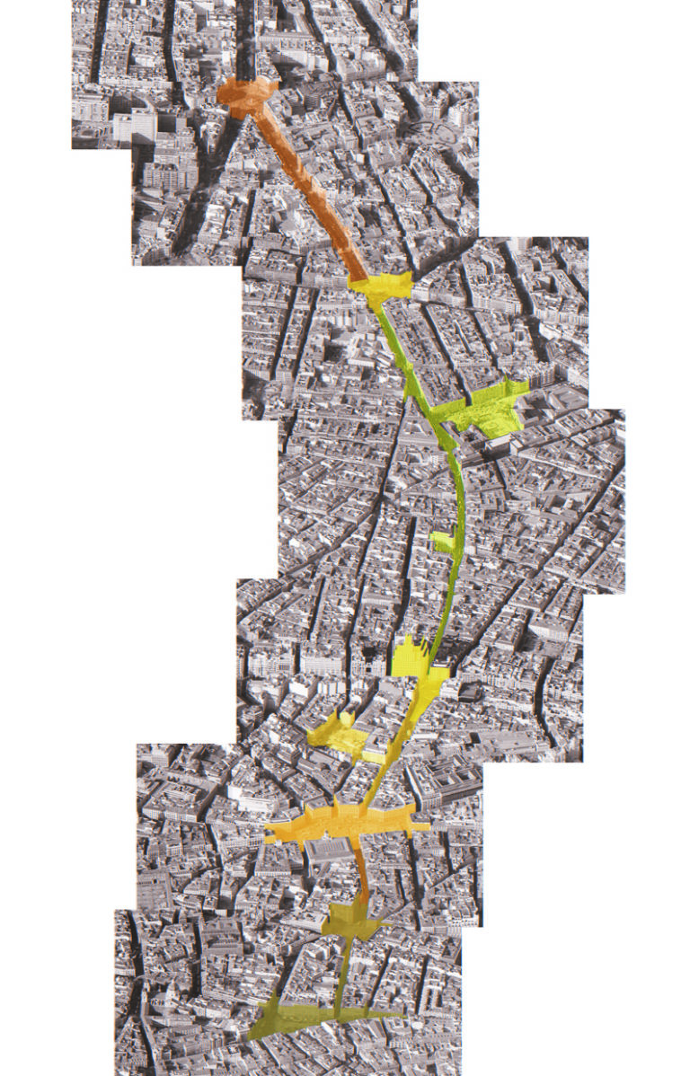 URBAN PLAN FOR THE FUENCARRAL AXIS, Urban activation strategies, urban management, ecosistema urbano