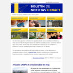 Urbact, Newsletter, National Dissemination Point