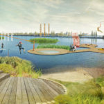 Leisure Island, day view, ecosistema urbano