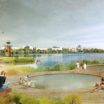 Natural swimming pools, voronezh sea revitalization, ecosistema urbano