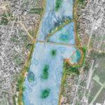 Water Map, Voronezh Sea Revitalization, ecosistema urbano