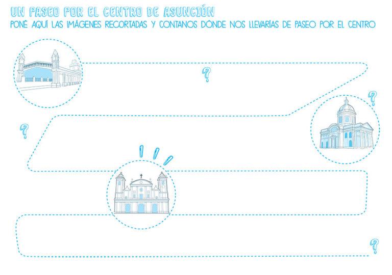 School kit for children's participatory process, Asuncion, Paraguay. Ecosistema Urbano