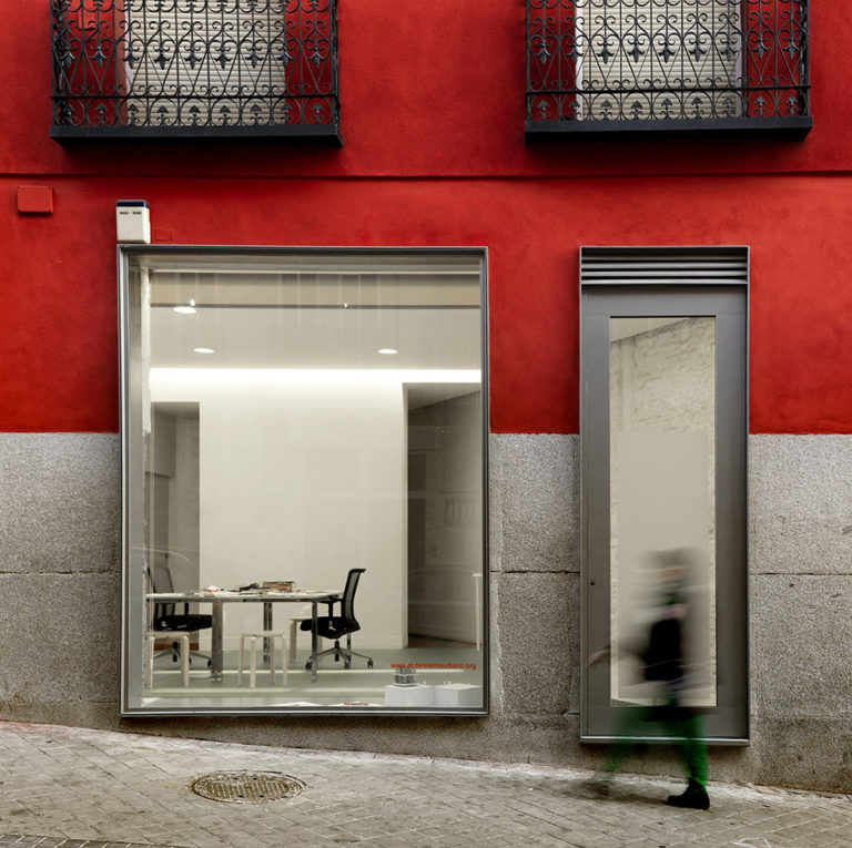 Ecosistema Urbano's Office, Madrid