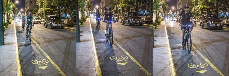 Asuncion Bikeline, placemaking, participatory design, Ecosistema urbano,