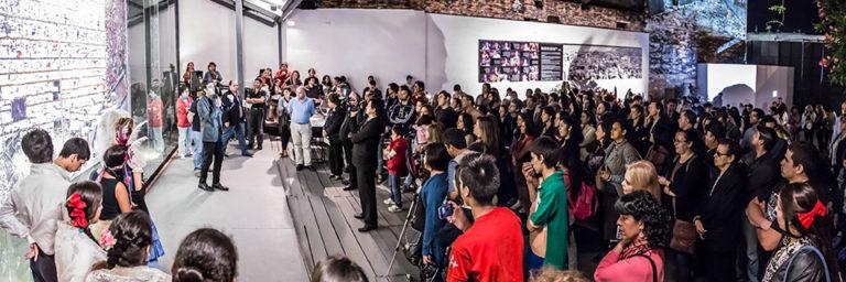 Asuncion Masterplan Exhibition, Ecosistema Urbano,