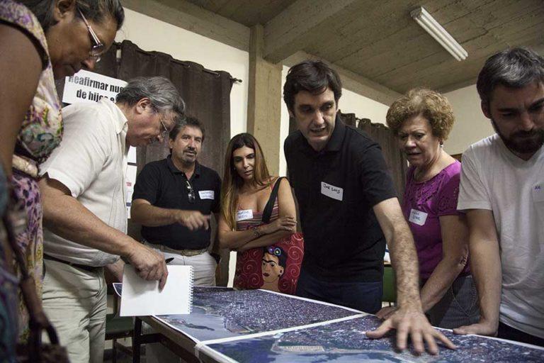 Participatory design in Asuncion