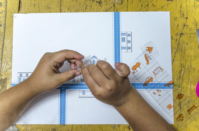 Imagine your city - Kids participation toolkit - social participation - ecosistema urbano