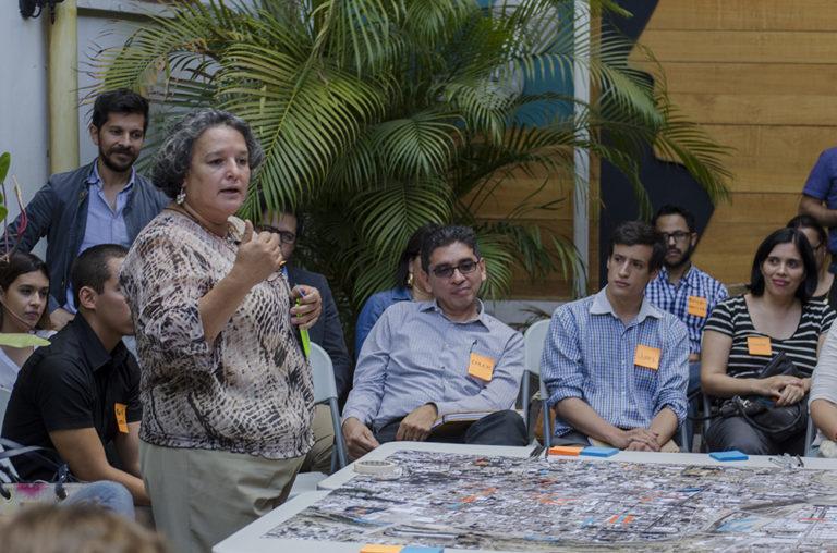 Sharing Ideas - Social Participation - Ecosistema Urbano