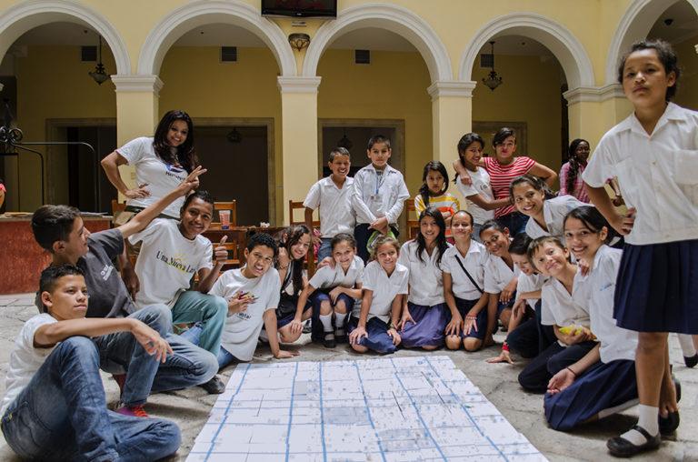 Students - Social participation - Tegucigalpa - Ecosistema Urbano