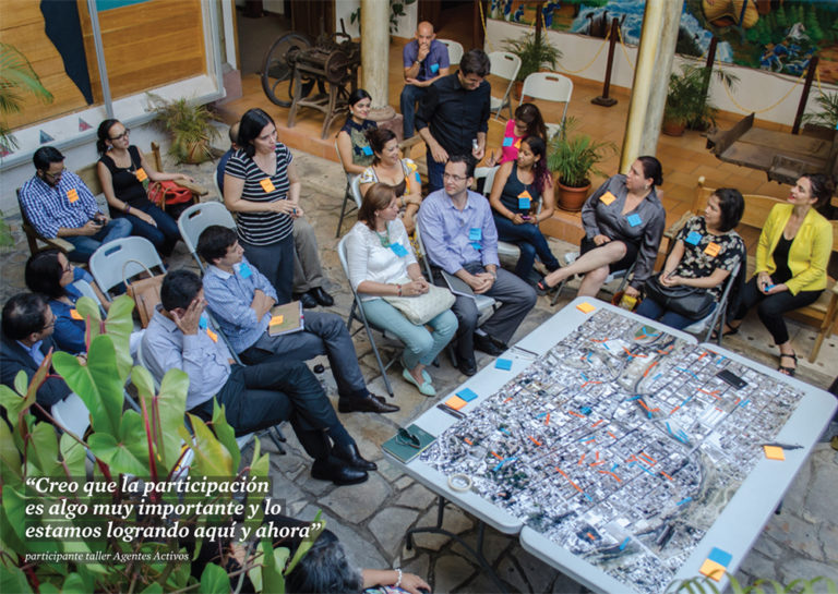 Civic engagement - Reunion - Tegucigalpa - Ecosistema Urbano