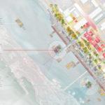 Ecosistema urbano plan for vienna waterfront reactivation