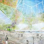 Banyan Hub SWIMMING POOL by Ecosistema Urbano