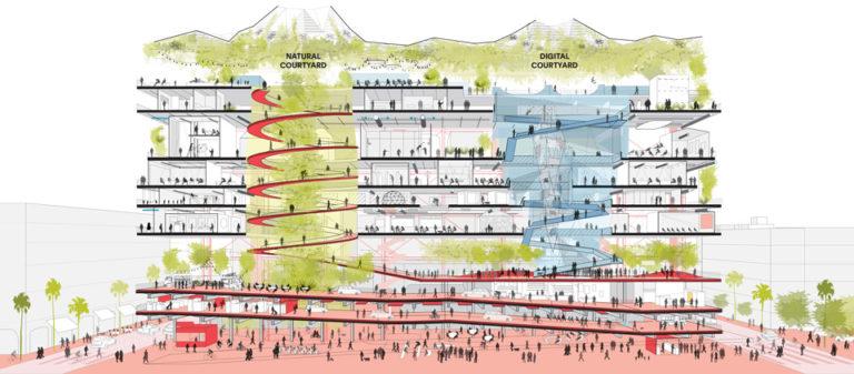 Banyan Hub by Ecosistema Urbano
